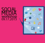 Today's Workshop: Social Media 2